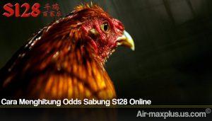 Cara Menghitung Odds Sabung S128 Online